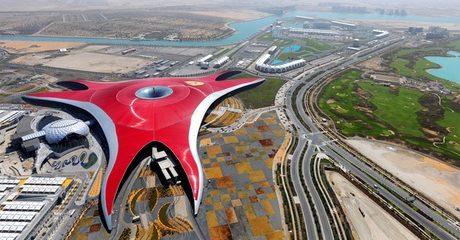 Abu Dhabi Tour and Ferrari World