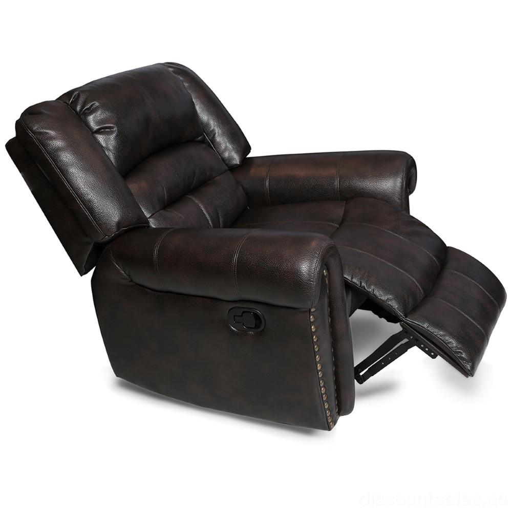 Leather Corner Recliner Sofa Sale