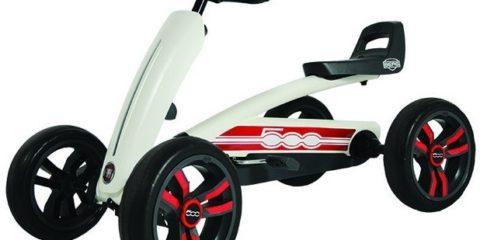 BERG Buzzy Fiat 500