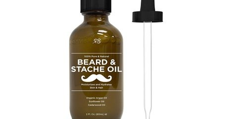 Beard and Stache Oil