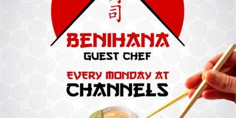 Benihana Guest Chef