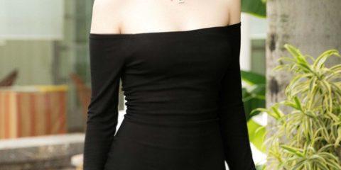Bicolor Casual Dress