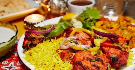 Biryani Combo Meal For One