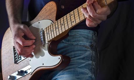 Blues Guitar Techniques Online