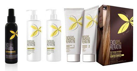 Brazilian Hair Therapy Kit