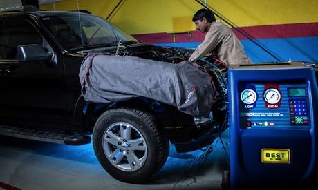 Car Air Conditioning Health Check