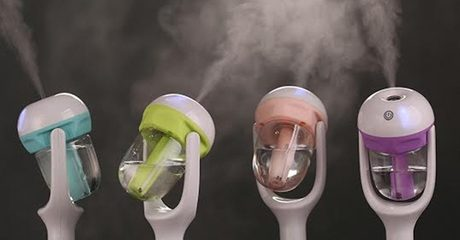Car Air Freshener/ Humidifier