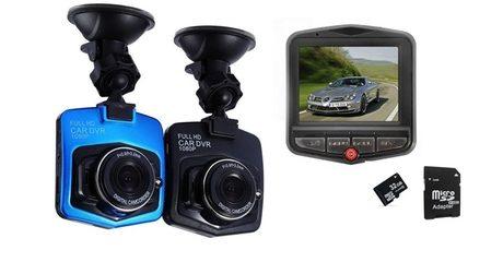 Car DVR Dash Accident Camera