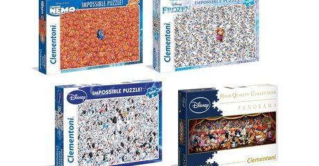 Clementoni 1000-Piece Puzzles