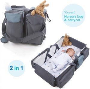 Delta Baby Nursery Bag