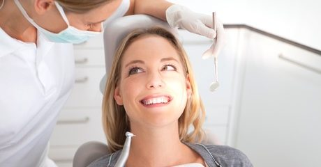Dental Check-Up or Cavity Filling