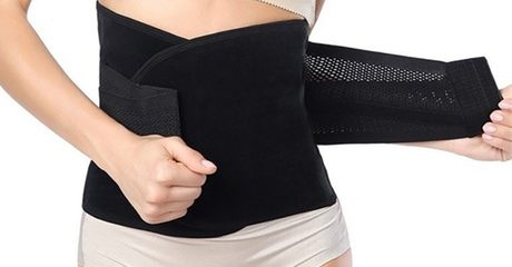 Double Wrap Waist Trainer