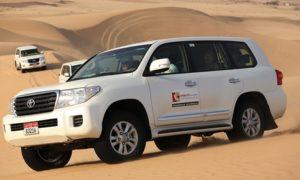 Exclusive4x4Pick Up Desert Safari