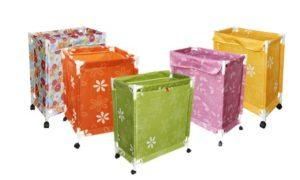 Foldable Laundry Storage Basket