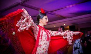 Four Classes of Flamenco Dance lessons