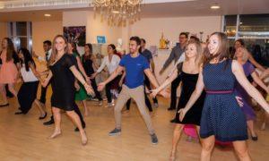 Four Salsa Dance Classes