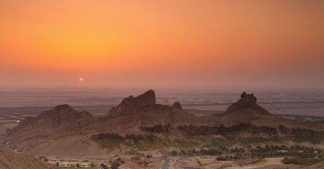 Fujairah or Al Ain Tour