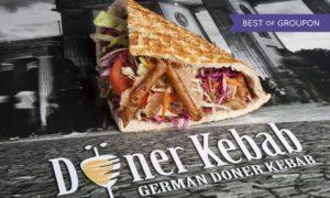 German Doner Kebab Meal