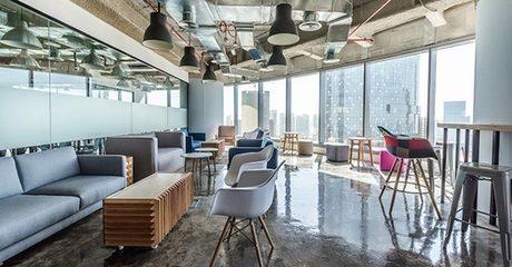 GlassQube Coworking Facility Hire