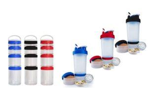 Gym Shaker and Gym Stack