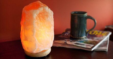 Himalayan XL Rock Salt Lamp 6-7 kgs.