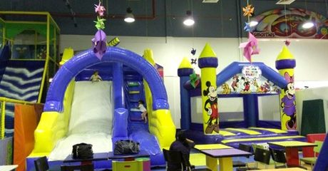 Indoor Play Arena Membership