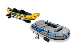 Intex Inflatable Boats
