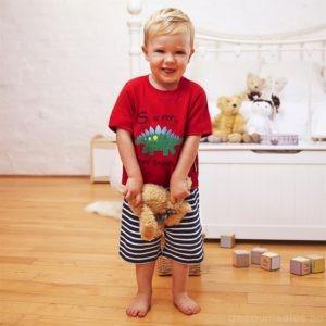 JoJo Short Jersey Pyjamas