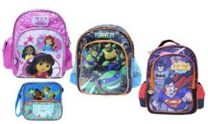 Kids Backpack and Cross-Body Bag