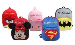 Kids' Character-Themed Backpacks