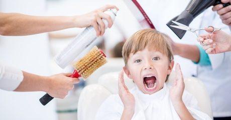 Kids' Haircut