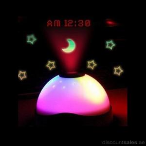 LED Light Clock
