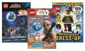 Lego Books and Bricks Bundles