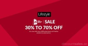 LifeStyle DSF Sale