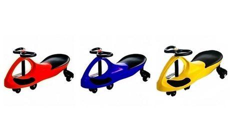 Lil' Rider Wiggle Kids' Car