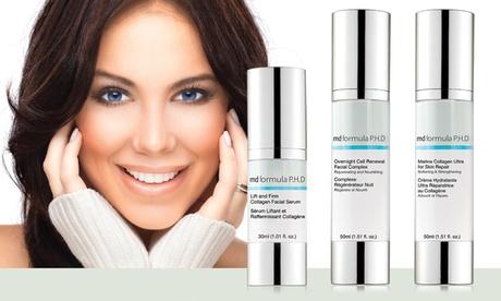 MD Formula PHD Skin Care Bundle