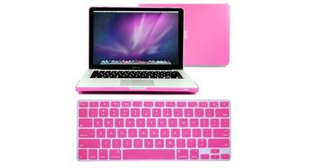 MacBook Cover + Keyboard Skins