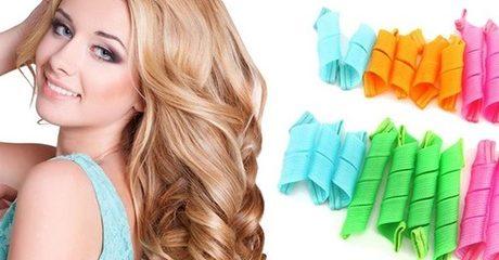 Magic Leverage Hair Curlers