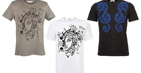 Men's Versace T-Shirts