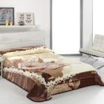 MORA GOLD Blanket-220x240CM---D403 C02