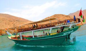 Musandam Dibba Full-Day Trip