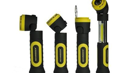 Nexroger 2-in-1 Torch Light