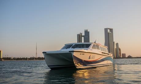 One-Hour Corniche Sunset Cruise