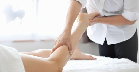 One-Hour Foot Reflexology