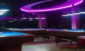 One Hour of Billiards
