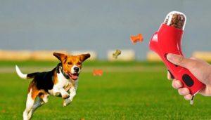 Pet Training Snack Treat Launcher