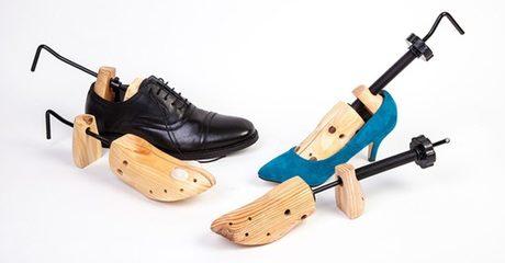 Pinewood Shoe Stretcher