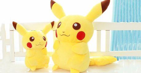 Pokemon and Emoji Cushions