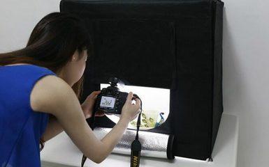 Portable LED Studio Kit