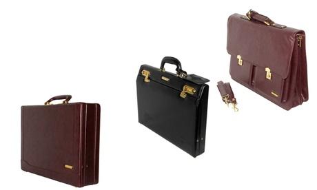 Portfolio Bags and Attache Cases